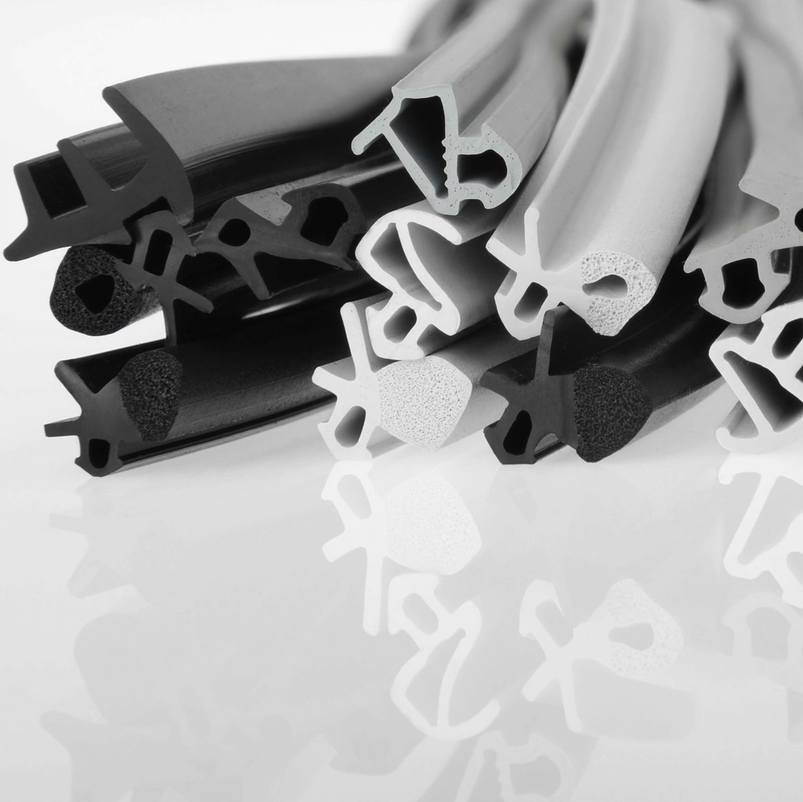 EPDM rubber profielen